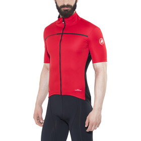 Castelli Perfetto Light 2 Jersey Herren red